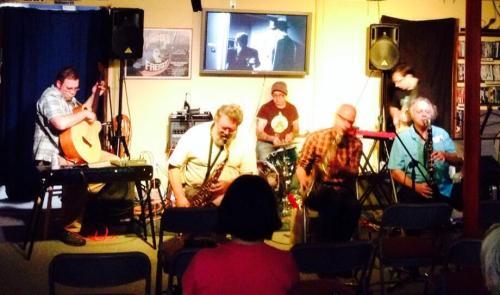 Fuchsprellen at Best Video, Hamden, CT